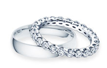Diamond Wedding Engagement Rings Online Diamond Emporium